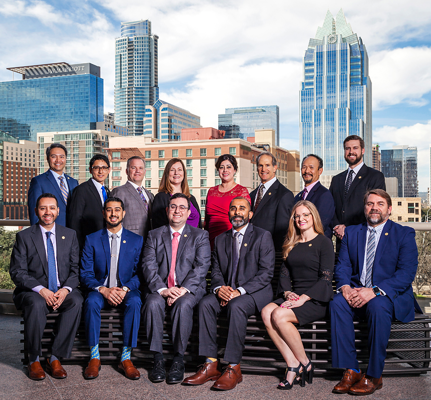 2019-2020 TOA Board of Trustees
